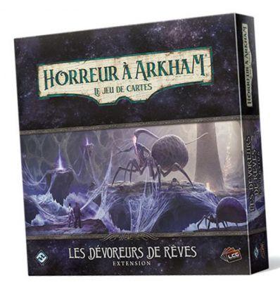 Horreur à Arkham JCE: Les Dévoreurs de Rêve (Campagne 5)