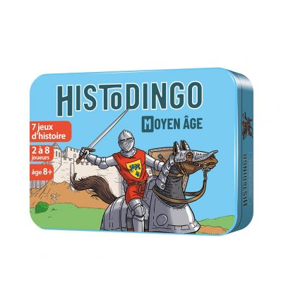 Histodingo: Moyen-Âge