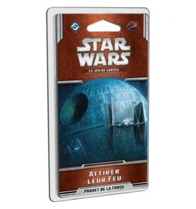 Star Wars JCE : Attirer le Feu (Cycle Escadron Rogue)