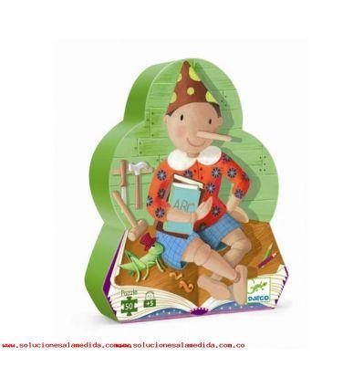 Puzzle Pinocchio - 50 pcs
