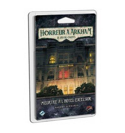 Horreur à Arkham JCE: Meurtre à l'Hôtel Excelsior