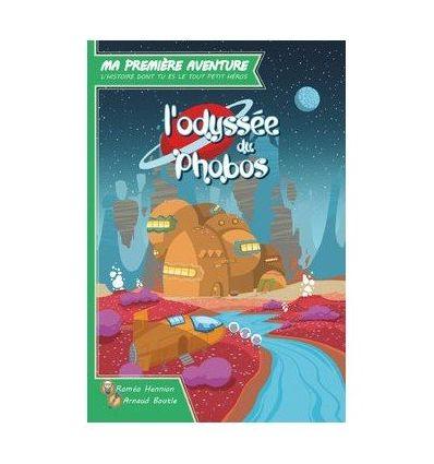 Ma 1ere Aventure : L'Odyssée de Phobos
