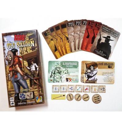 Bang ! Le Jeu de Des : Old Saloon (Extension)