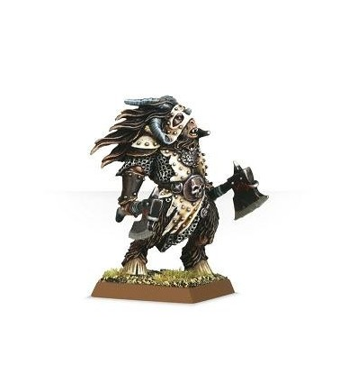 [Beast of Chaos] Beastlord with paired Man-ripper axes