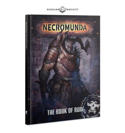 Necromunda - The Book of Ruins (VO)