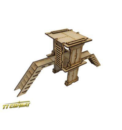 Sector 1 Small Platform Set B