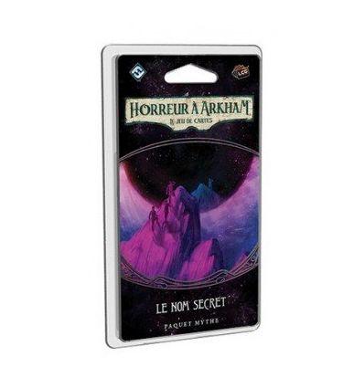 Horreur a Arkham JCE: Le Nom Secret (Campagne 4)