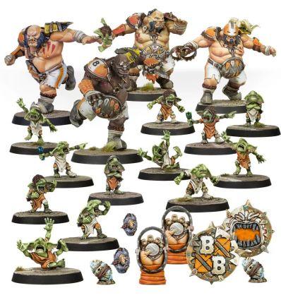 Blood Bowl - Equipe Ogre