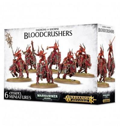 [Blades Of Khorne]Daemons Of Khorne Bloodcrushers