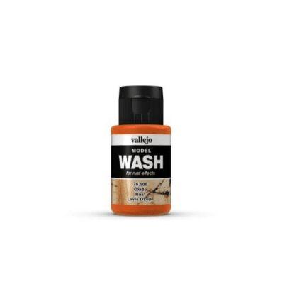 Wash oxyde