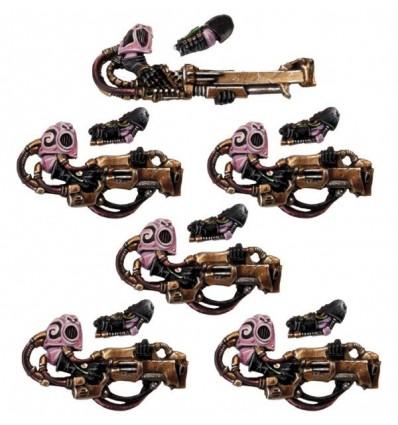 [Space Marines du Chaos] Armes Soniques Noise Marines