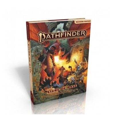 Pathfinder - Livre de Base - Seconde Edition