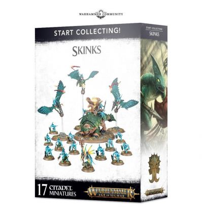 Skinks - Start Collecting !