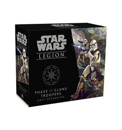 Star Wars Légion : Soldats Clone de Phase II
