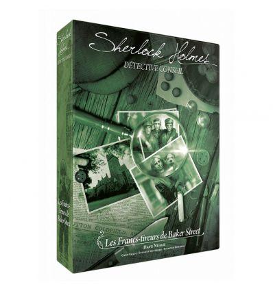 Sherlock Holmes - Les Francs-tireurs de Baker Street
