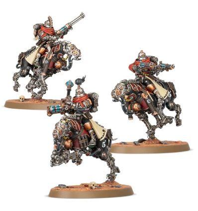 Adeptus Mechanicus - Serberys Raiders