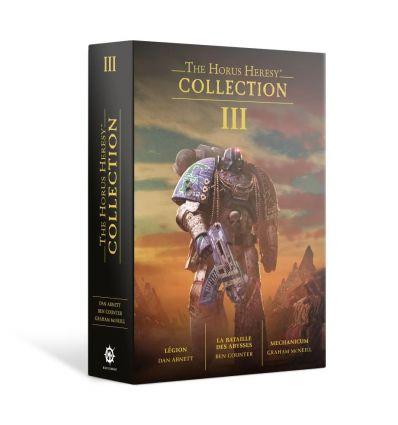 Horus Heresy : Collection III