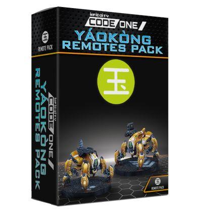 Infinity - Yaokong Remotes Pack