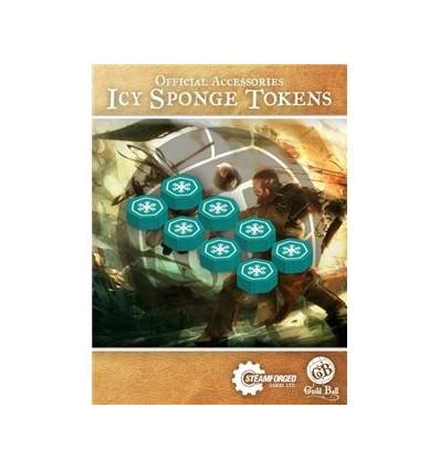 [Guild Ball] Icy sponge Status Tokens