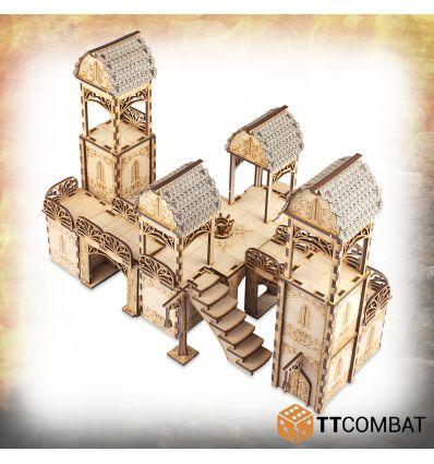 TT Combat - Elven City Gateway