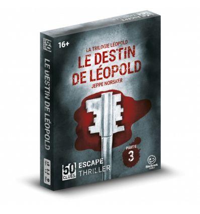 50 Clues : Le Destin de Léopold