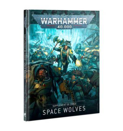Space Wolves - Codex V9