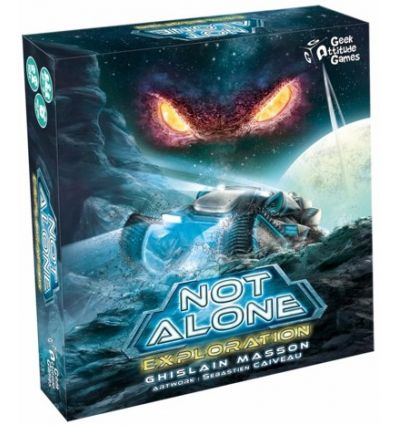 Not Alone - Exploration