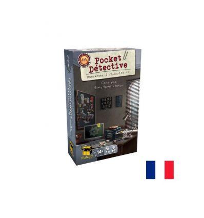 Pocket Detective - Meurtre à l'Université