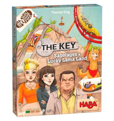 The Key Sabotages à Lucky Lama Land