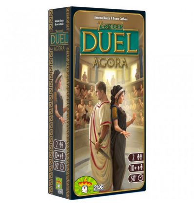 7th Wonders Duel : Agora