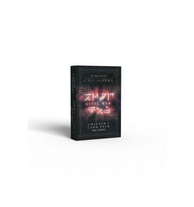 Elder Scrolls - Le Jeu de Figurines - Chapter 1 Card Pack 218 Cards