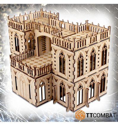 Décors TT Combat - Gothic Academium
