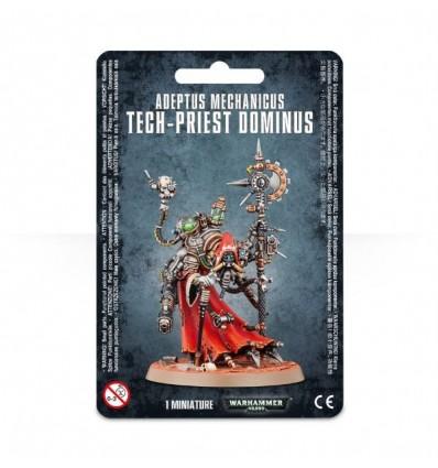 [Cult Mechanicus] Adeptus Mechanicus Tech-Priest Dominus