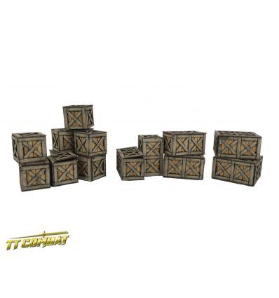 TT Combat Warehouse Boxes