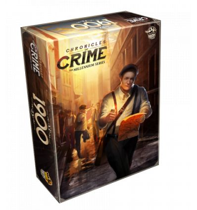 Chronicle of Crime 1900