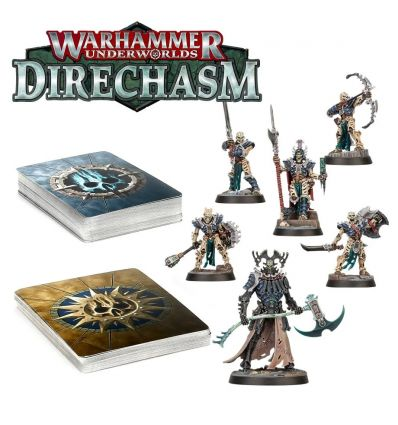 Warhammer Underworlds - Direchasm – Les Collecteurs de Kainan