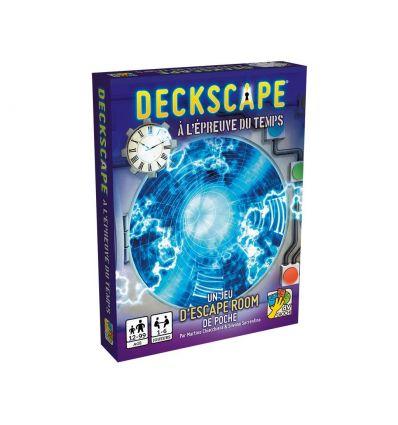 Deckscape A L'Epreuve Du Temps