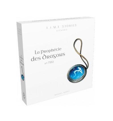 T.I.M.E Stories - La Prophétie des Dragons