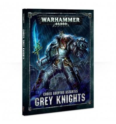 [Grey Knights] Codex V8