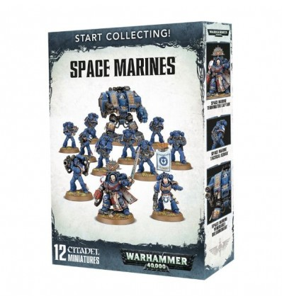 [Space Marines] Start Collecting! Space Marines