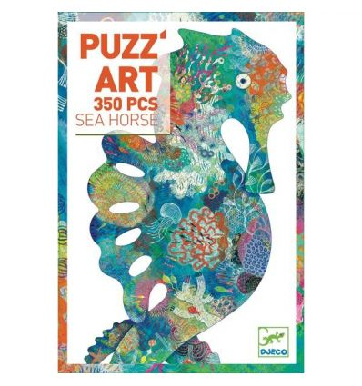 [Djeco] Puzzle Hippocampe