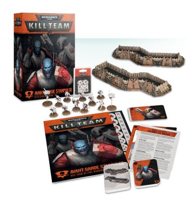 [Kill Team] Avant garde Starpulse – Kill Team Tau