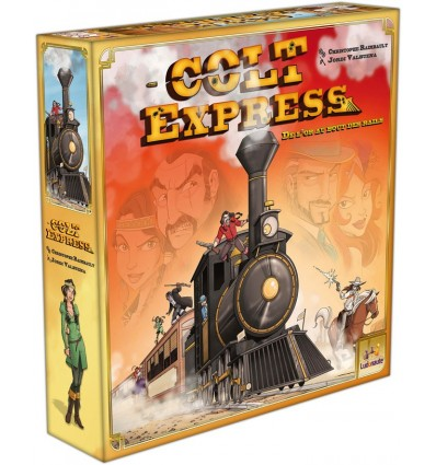 Colt Express - Edition Augmentée