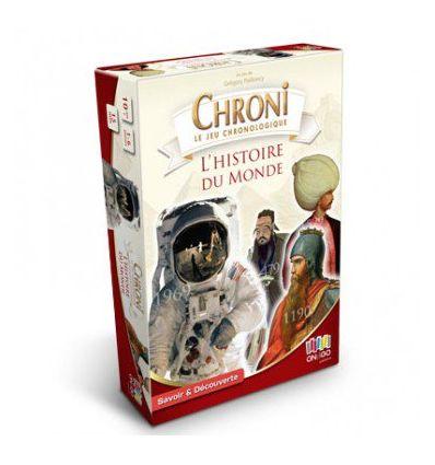 Chroni : Histoire du Monde