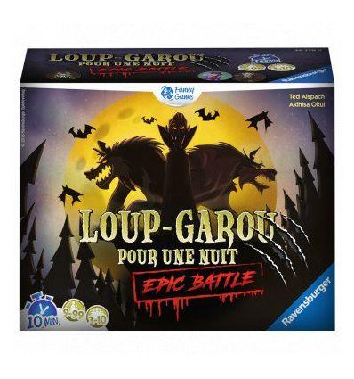 Loup Garous Pour une Nuit Epic Battle