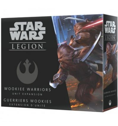 [Star Wars Legion] Guerriers Wookies