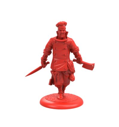 [Guild Ball] The Cook's Guild: Retail Alt. Sculpt