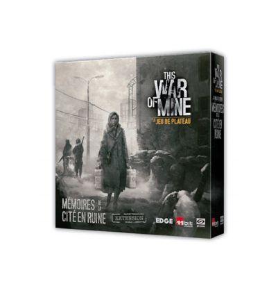 This War Of Mine : Mémoires de la Cité en Ruines