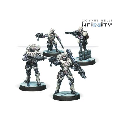 [Infinity] Posthumans, 2G Proxies