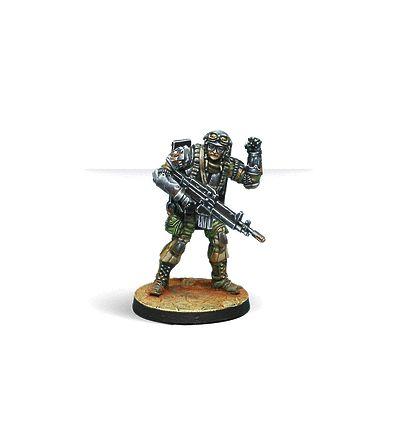 [Infinity] The Unknown Ranger (Molotok)